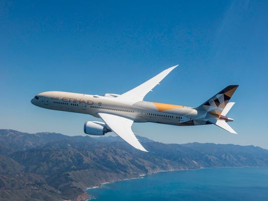 Abu Dhabi's Etihad launches charter and special flights services