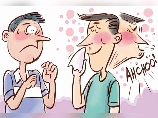 Sharjah Police: Fraudsters may sneeze on you to pick your pocket