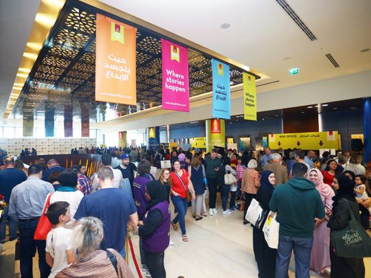 Emirates Airline Festival of Literature in Dubai to see new format under COVID-19 precautions