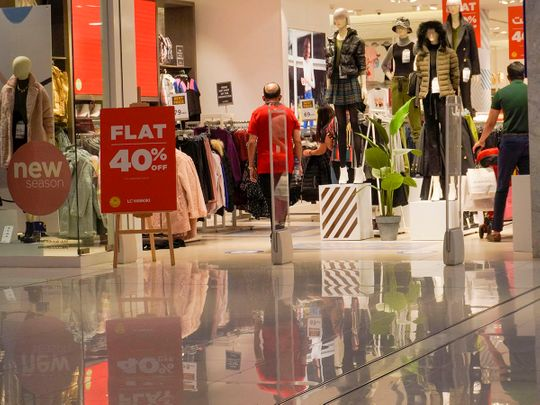 COVID-19 vaccine and end-of-year discounts have UAE shoppers rushing back to malls