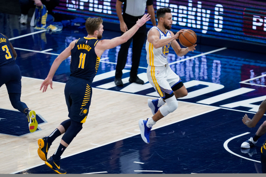 NBA: Warriors hang on for win over Pacers, Dort delivers for OKC